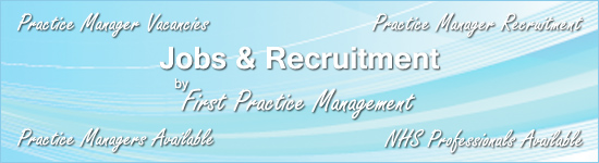 Practice Manager Jobs & Recruitment