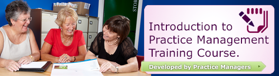 Introduction to Practice Management Training Session